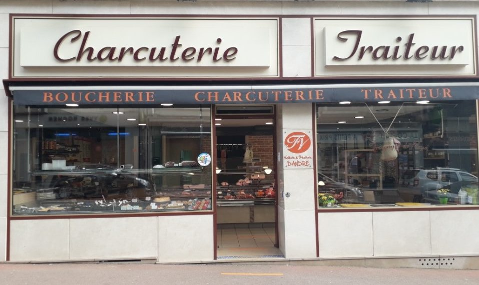 Boucherie traiteur Dandre à Neufchatel en brais